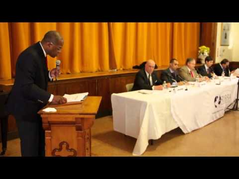 <h3>City of Providence 2014 Mayoral Candidates Forum 2</h3>