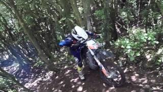 9. 2010 KTM 250 EXC  - Pine Ridge A++ - Slob Hill Climb