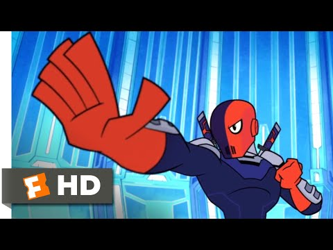 Teen Titans GO! to the Movies (2018) - Deathstroke, NOT Deadpool Scene (3/10) | Movieclips