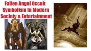 Maleficent Illuminati Occult Fallen Angel Symbolism