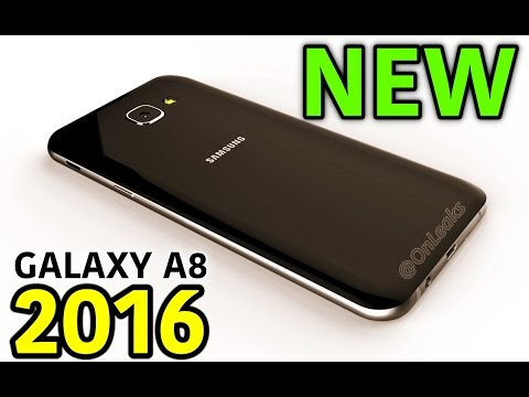 OMG! Samsung Galaxy A8 2016 w/ NOTE 7 GRACEUX & GALAXY S7 DESIGN!!!