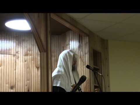 خطبة الجمعة- العرض على الله -فضيلة الشيخ وليد المنيسي