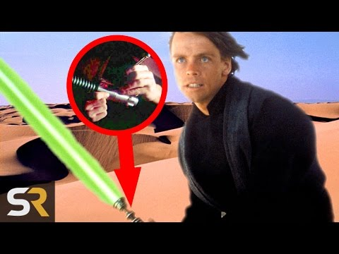 10 Star Wars Movie Scenes You ve Never Seen