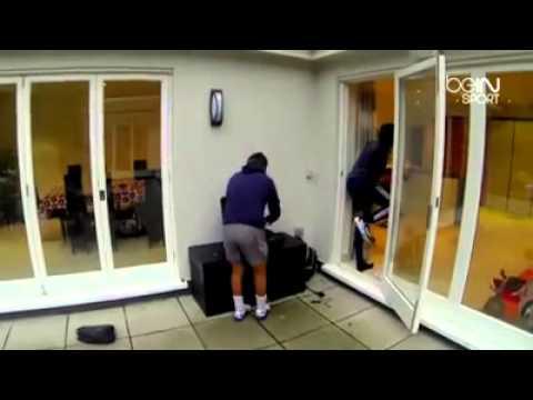 demba ba interview bein sport (видео)