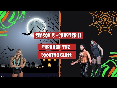 Masters of The Multiverse - Through the Looking Glass   Rosemary & Allie