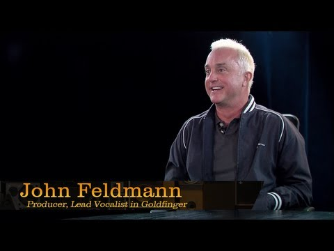Producer and Goldfinger lead vocalist, John Feldmann – Pensado's Place #124