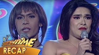 Video It's Showtime Recap: Wittiest 'Wit Lang' Moments of Miss Q&A contestants - Week 13 MP3, 3GP, MP4, WEBM, AVI, FLV September 2018