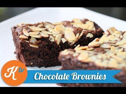 Resep Brownies (How To Make Nutella Brownies Video)