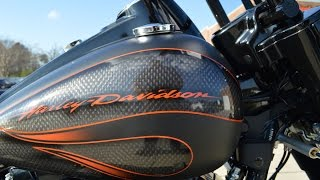 8. SOLD! 2016 Harley-Davidson® FLRT - Freewheeler Chris Foxx Custom Paint 1349