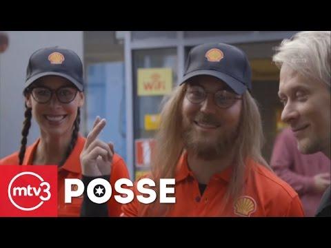 Cheek Sätkyukkona | Posse 2. kausi | MTV3 tekijä: Posse