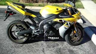 8. 2006 Yamaha R1 50th Anniversary Edition For Sale
