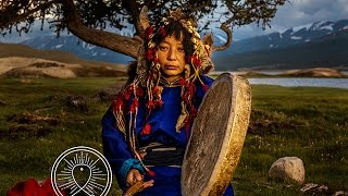 Video 2 HOURS Hypnotic SHAMANIC MEDITATION MUSIC Healing Music for the Soul, Tuvan Chakra Cleansing MP3, 3GP, MP4, WEBM, AVI, FLV September 2018