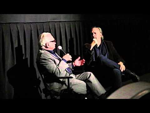 Kent Jones (with Martin Scorsese) Previews 'Hitchcock/Truffaut' At DOC NYC 2015