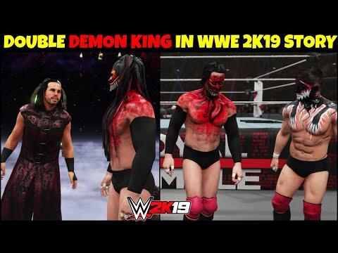 WWE 2K19 My CAREER MODE EPISODE 9 |  DEMON KING BROTHER IN WWE 2K19  | EPISODE 9 ||