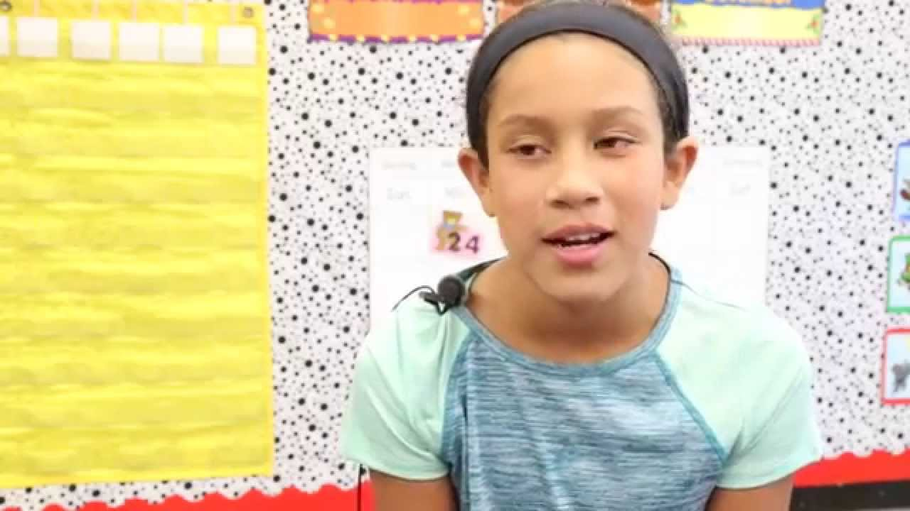 Kids explain the stress of going back to school