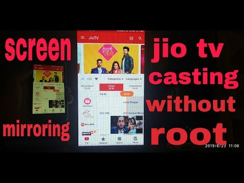 Download How Cast Jio Tv App On Any Smart Tv No Root Required Black