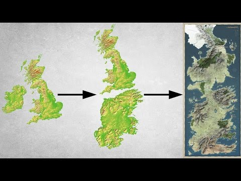 This guy compares Game of Thrones and the history of the United Kingdom