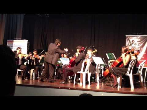 Concerto Camerata Rondon, 05 de Julho de 2013