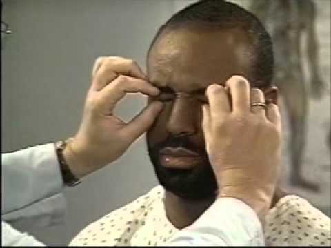Cranial nerves 3 to 12 examination.wmv
