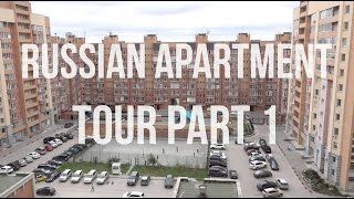 Novosibirsk Russia  City new picture : Russian Apartment Tour in Novosibirsk (Part 1)