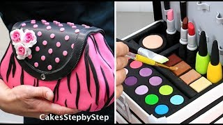 Video Amazing MAKE UP/FASHION Cakes and Cupcakes Compilation by Cakes StepbyStep MP3, 3GP, MP4, WEBM, AVI, FLV Februari 2019