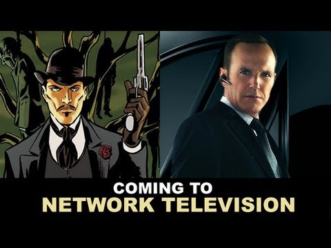 NBC TV - The Sixth Gun and SHIELD are both ordered to pilot, but will they survive as TV shows in 2013? Host Grace Randolph, from Beyond The Trailer, talks about The ...