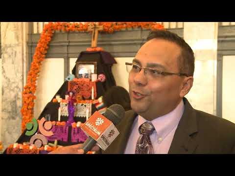 City of El Centro Dia de los Muertos Celebration