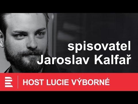 """""""První román jsem chtěl napsat o Česku,"""" říká Jaroslav Kalfař"""