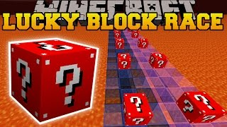 Today we race through dimensions with Lucky Blocks! Jen's Channel http://youtube.com/gamingwithjen Don't forget to subscribe ...