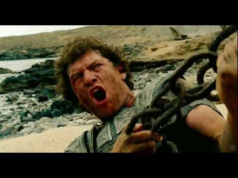 Wrath of the titans Official Trailer 2012 HD 720P