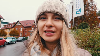 Schmalkalden Germany  City pictures : Our GERMAN STUDENT LIFE // VLOG from Schmalkalden // Showing UNIVERSITY and CITY
