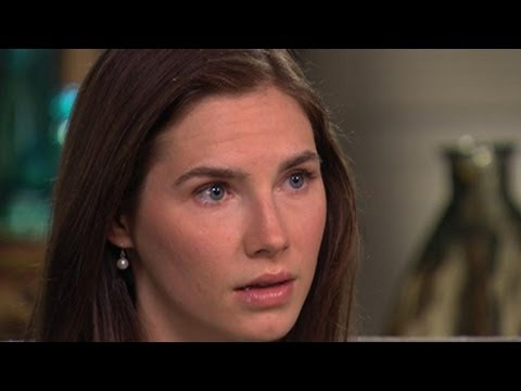 knox - Part 1: ABC News exclusive: Knox talks about where she was the night her roommate was murdered.