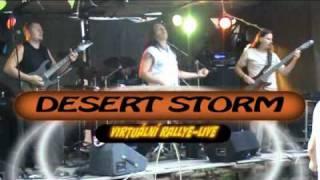 Video Desert Storm - Virtuální Rallye