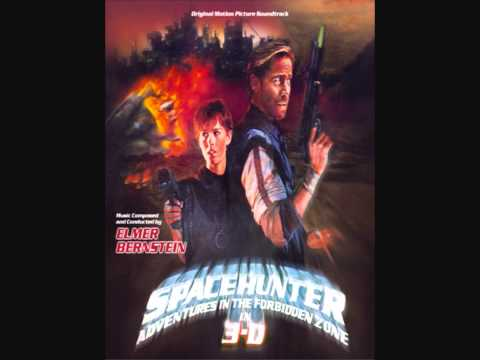 Elmer Bernstein - Spacehunter Adventures In The Forbidden Zone (Main Title)