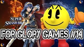 Lucina vs Pac-Man. Looking for tips