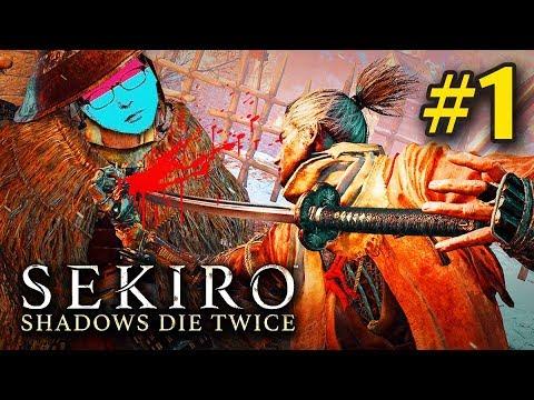 Sekiro: Shadows Die Twice #1: 4 TIẾNG CÀY GAME KHÓ NHẤT THẾ GIỚI !!! Kỷ lục Trực Tiếp Game =))) - Thời lượng: 4:10:57.