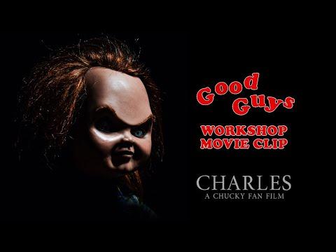 """Charles - A Chucky Fan Film """"WORKSHOP CLIP"""" HD"""