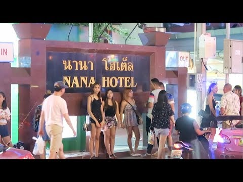Download Bangkok Nightlife 2018 - Vlog 223 HD Mp4 3GP Video and MP3
