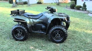 7. King Quad 700 - King Quad 700 4x4 - King Quad 700 Suzuki