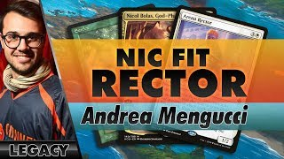 Nic Fit Rector - Legacy | Channel Mengucci