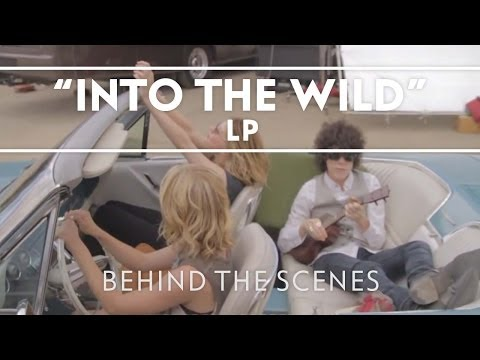 LP - Into The Wild [Behind The Scenes]