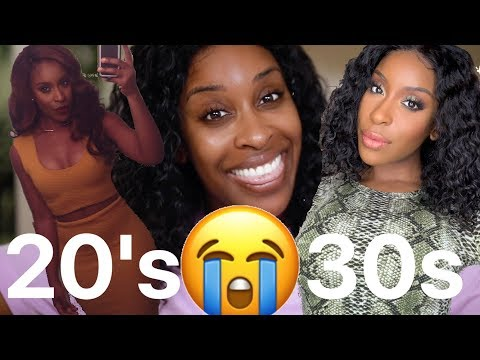 Things They DON'T TELL YOU About Your 20s!!! MONEY, Dating, Careers   Jackie Aina