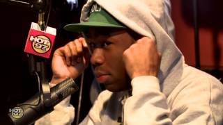 Tyler Talks to Ciph & Rosenberg about Frank at the Grammys and the N Word