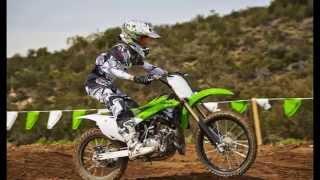 6. 2015 Kawasaki KX100 Review