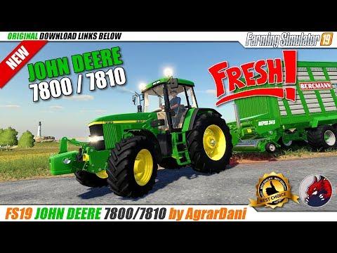 John Deere 7800 / 7810 v1.0.0.0
