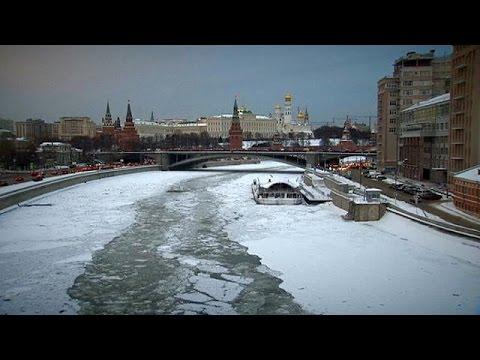 Εκατοντάδες οι άστεγοι στους παγωμένους δρόμους της Μόσχας!