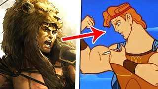 Video The Messed Up Origins of Hercules | Disney Explained - Jon Solo MP3, 3GP, MP4, WEBM, AVI, FLV Januari 2019