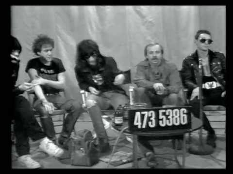 The Ramones on EAUGTV (1978)