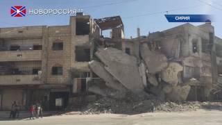 Депутаты Госдумы прибыли в Сирию