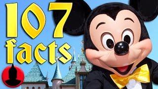 Video 107 Disneyland Facts YOU Should Know! (ToonedUp #75) - @ChannelFred MP3, 3GP, MP4, WEBM, AVI, FLV Oktober 2018
